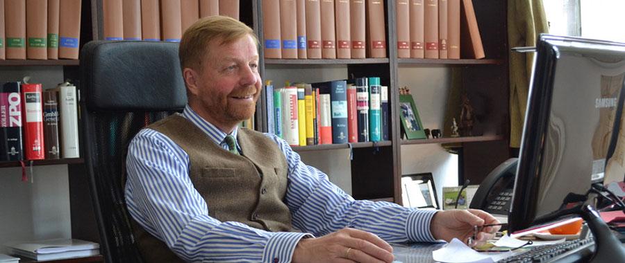 Caspar-Florens von Consbruch - Rechtsanwalt und Fachanwalt für Agrarrecht